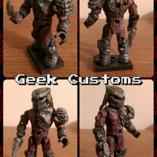 Image of: Custom Predator