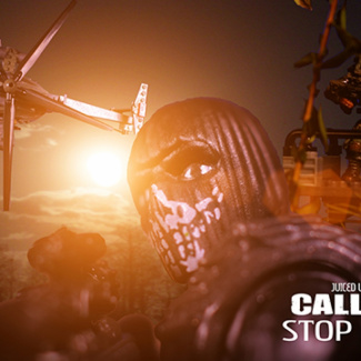 Image of: Call Of Duty - Stop Motion Cover