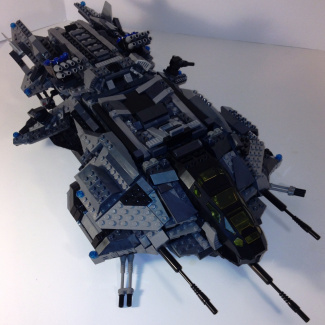 Image of: Custom Space Vulture