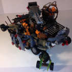 Mad Max Spartan Style