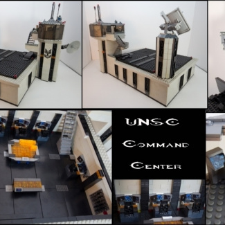Image of: UNSC Command Center