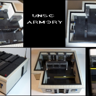 Image of: UNSC Armory