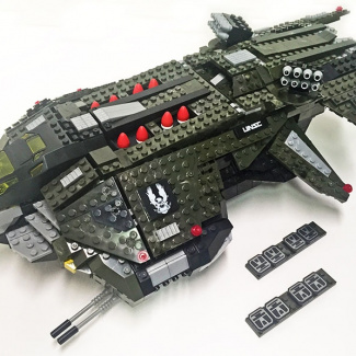 Image of: UNSC Vulture Mods