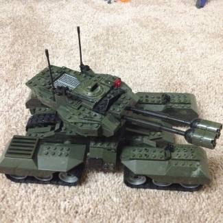 Image of: Grizzly Tank