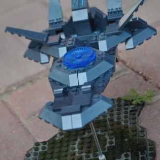 Image of: Forerunner Attack Ship