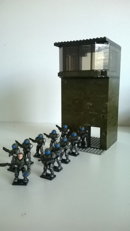 Image of: Halo Control Tower & Security team
