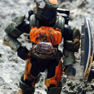 Image of: Branch selection. Odst custom armor.