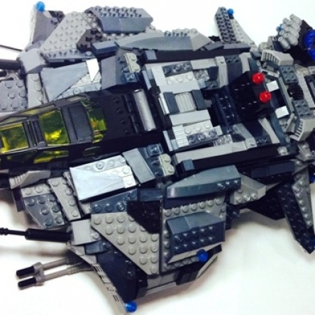The Space Vulture Redux (Clear Pictures)