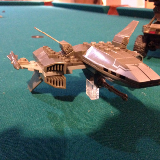 Image of: Attack Wombat Drone