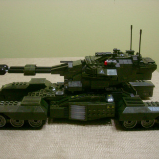 Image of: UNSC Grizzly