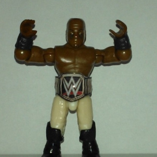 Image of: WWE World Champion Adewale