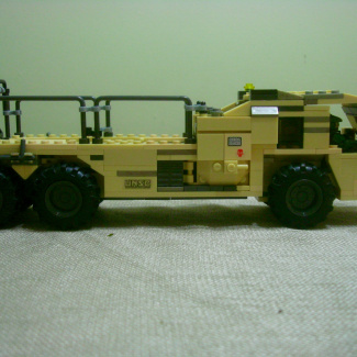 Image of: COD/UNSC Heavy Support Truck