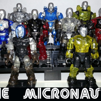 Image of: The Micronauts