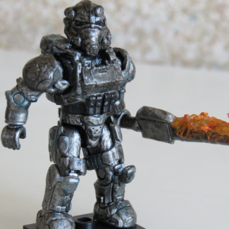 Image of: Fallout Power Armor