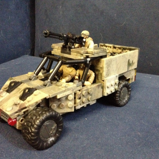 Image of: Storm Search and Rescue Tactical Vehicle