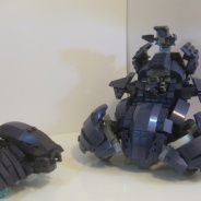 Halo 5 Wraith and Halo 5 Ghost