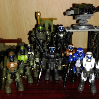 Image of: ODST Clan