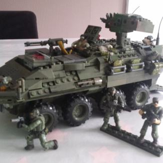 Image of: my stryker apc 2.0
