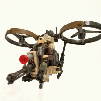 Image of: COPTER BUILD OFF: Mosquito