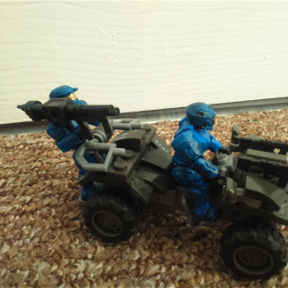 Image of: UNSC Gungoose custom