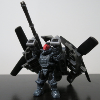 Image of: Copter Build-Off. UNSC Micro Bat