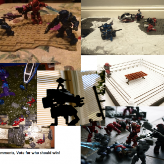 Image of: RvB Build-Off - Voting Time!
