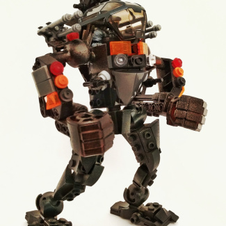 Image of: Heavy Terra Mech