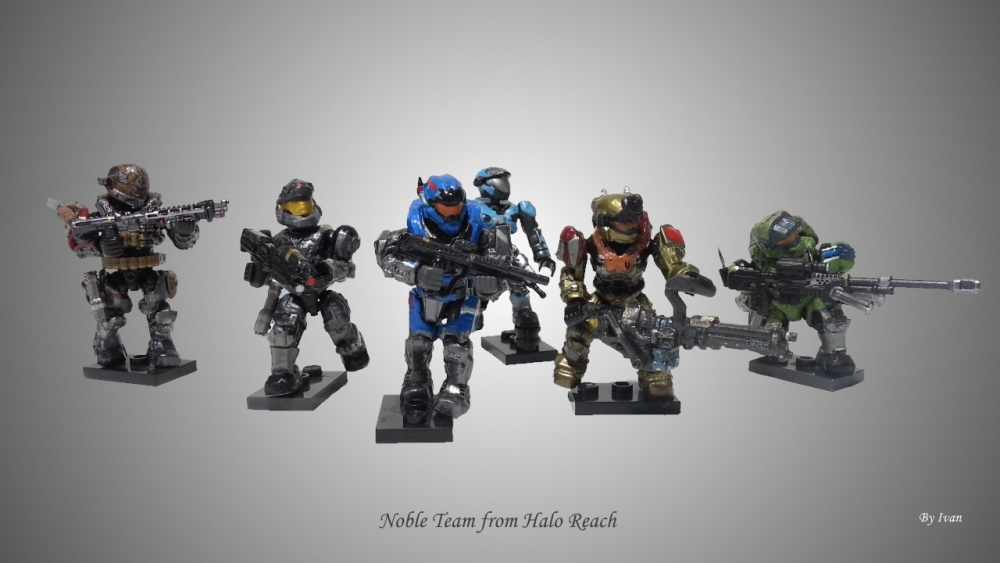 Image of: Noble Team