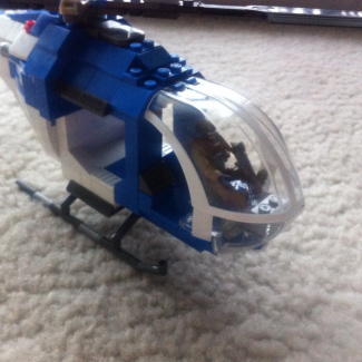 Image of: Helicopter Custom