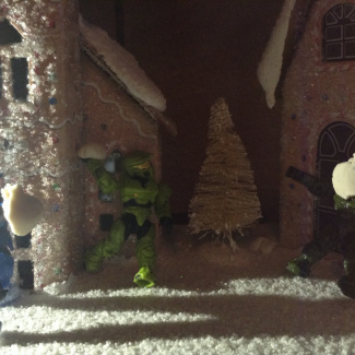 Image of: Christmas Build Off