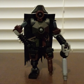 Image of: Captain Clank, The Robot Pirate