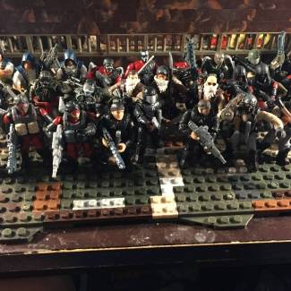 Image of: My Faction Figures Group