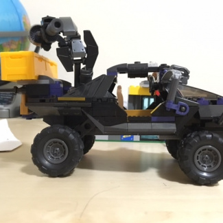 Image of: 4x4 build off BURGCRATE-HOG