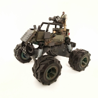 Image of: Rock Crawler