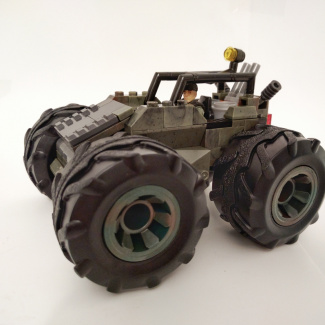 Image of: 4x4 BUILD OFF: Jungle Cat