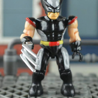Image of: Wolverine X-Force