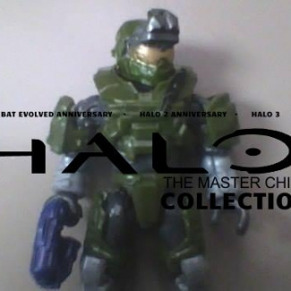 Image of: Halo The Master Chief Collection (Fan Made Picture by Me)