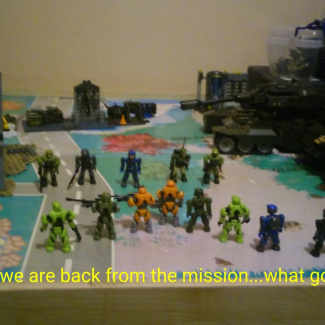 Image of: war story's part 9