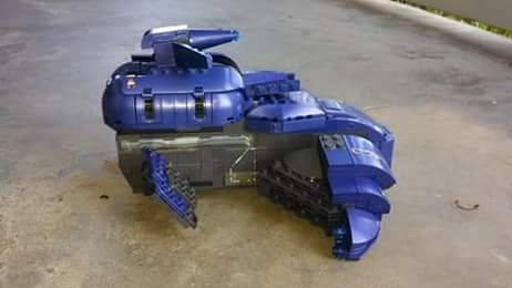 Image of: Improve Halo Wars wraith