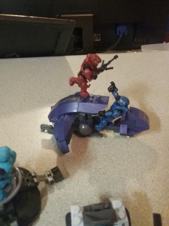 Image of: Red Vs Blue 2