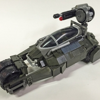 "Image of: Halo Wars 2 ""Tumbler"" Custom Build"