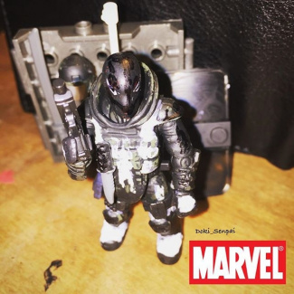 Image of: My First Custom Fig.