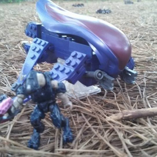 Image of: Halo 4 Banshee Remake