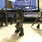 Image of: COD VS HALO NEW PEOPLE