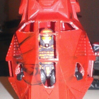 Image of: Modded drop pod WIP