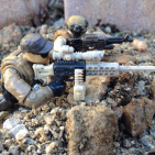 Image of: The adventures of Texas Squad: Battle-Ready