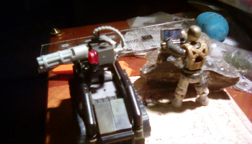 Image of: My first call of duty set