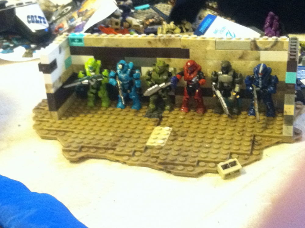 All halo heroes