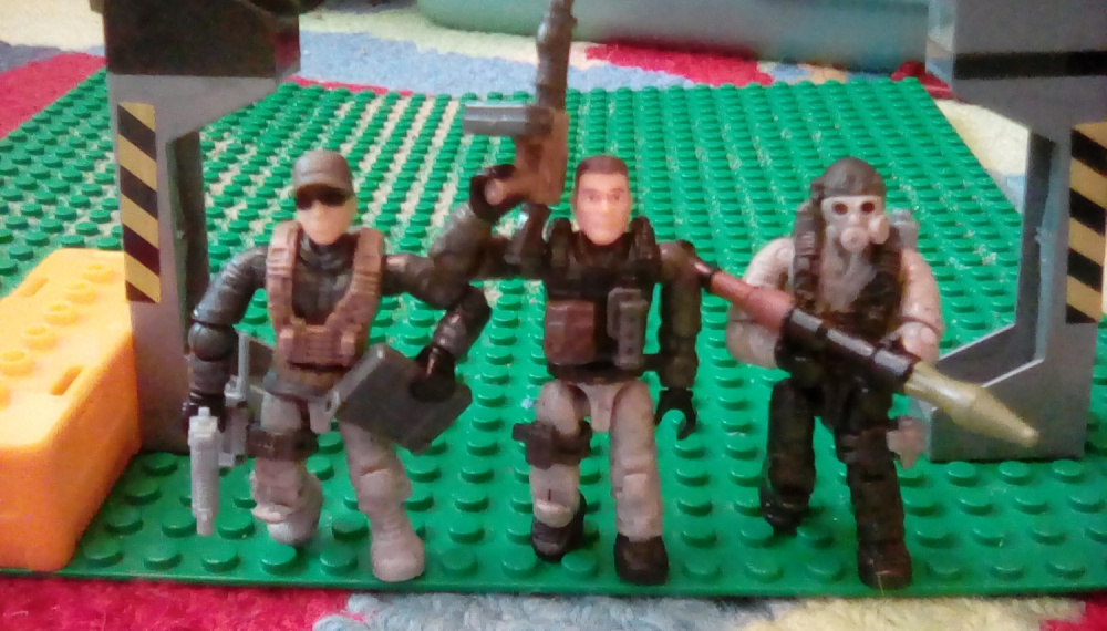 Image of: Brothers in arms part 1 the get together