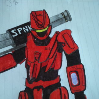 Image of: Spartan Story Drawing: Z19